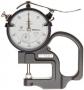 Medidor de Espesor c/Reloj - Tope plano rango 10mm (0,01mm)